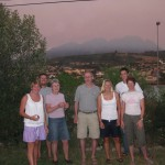 My friends in Stellenbosch