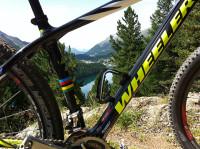 Aussicht St. Moritz